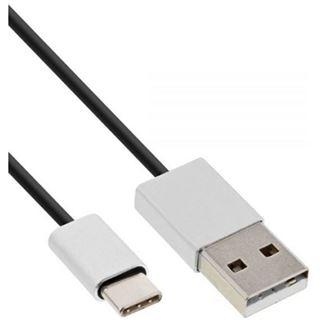 (€2,63*/1m) 3.00m InLine USB2.0 Anschlusskabel High-Speed USB A