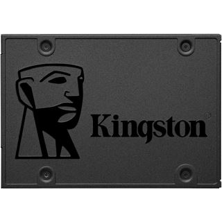 "240GB Kingston A400 2.5"" (6.4cm) SATA 6Gb/s TLC NAND"