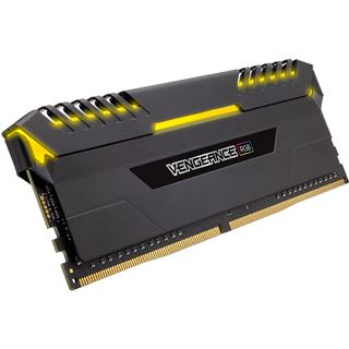16GB Corsair Vengeance RGB DDR4-3466 DIMM CL16 Dual Kit