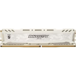 4GB Crucial Ballistix Sport LT weiß DDR4-2400 DIMM CL16 Single