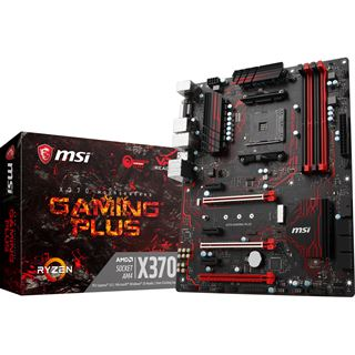 MSI X370 GAMING PLUS AMD X370 So.AM4 Dual Channel DDR4 ATX Retail