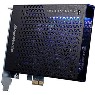 Avermedia Live Gamer HD 2, PCIe Video Capture Karte