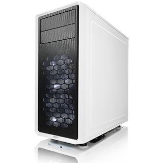 Fractal Design Focus G mit Sichtfenster Midi Tower ohne Netzteil weiss