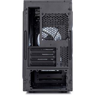 Fractal Design Focus G mit Sichtfenster Mini Tower ohne Netzteil