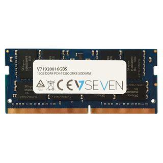 16GB V7 DDR4-2400 SO-DIMM CL17 Single