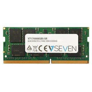8GB V7 DDR4-2133 SO-DIMM CL15 Single