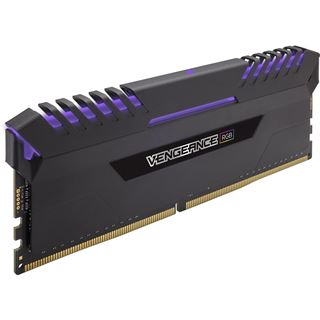 32GB Corsair Vengeance RGB DDR4-3600 DIMM CL18 Quad Kit