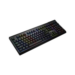G.Skill RipJaws KM570 CHERRY MX RGB Brown USB Deutsch schwarz