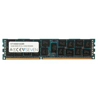 16GB V7 V71490016GBR DDR3-1866 regECC DIMM CL13 Single