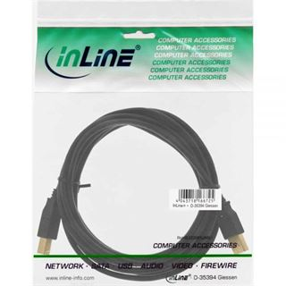 (€0,70*/1m) 7.00m InLine USB1.1 Anschlusskabel USB 2.0 USB A