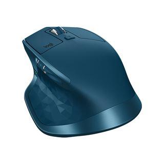 Logitech MX Master 2S USB blaugrün (kabellos)