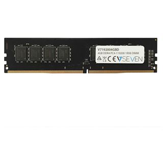 4GB V7 V7192004GBD DDR4-2400 DIMM CL17 Single