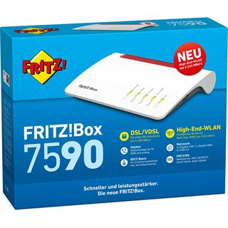 AVM FRITZ!Box 7590 Wireless Router + Modem (20002784)