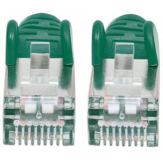 (€4,90*/1m) 1.00m Intellinet Cat. 6a Patchkabel S/FTP RJ45