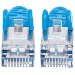(€2,45*/1m) 2.00m Intellinet Cat. 6a Patchkabel S/FTP RJ45
