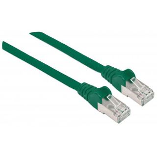 (€1,05*/1m) 7.50m Intellinet Cat. 6a Patchkabel S/FTP RJ45