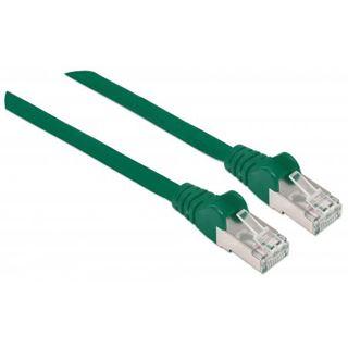 (€1,38*/1m) 5.00m Intellinet Cat. 6a Patchkabel S/FTP RJ45
