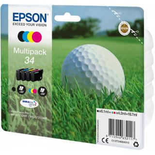 Epson MULTIPACK 4-COLOURS 34