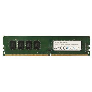 16GB V7 V71920016GBD DDR4-2400 DIMM CL17 Single