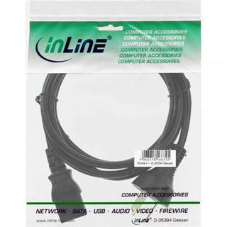 (€1,58*/1m) 5.00m InLine Stromkabel Stecker China auf