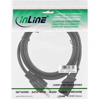 (€1,78*/1m) 5.00m InLine Stromkabel Stecker Japan auf