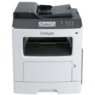 Lexmark MX417DE MONO 4YRS 38PPM A4