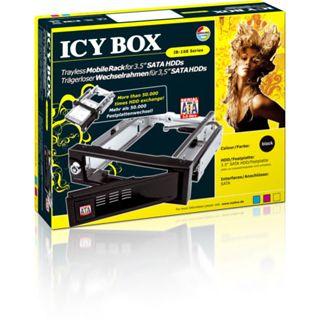 """ICY BOX 5,25"""" Wechselrahmen für 3.5"""" Festplatten"""