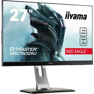 """27"""" (68,58cm) iiyama G-MASTER GB2760QSU-B1 Red Eagle schwarz"""