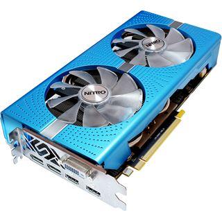 8GB Sapphire Radeon RX 580 Nitro+ Special Edition Aktiv PCIe 3.0 x16