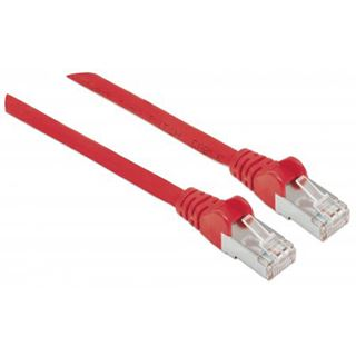 (€0,89*/1m) 10.00m Intellinet Cat. 6a Patchkabel S/FTP PiMF