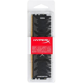 8GB HyperX Predator schwarz DDR4-2666 DIMM CL13 Single