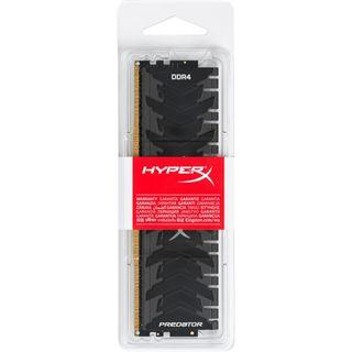 32GB HyperX Predator schwarz DDR4-2666 DIMM CL13 Dual Kit