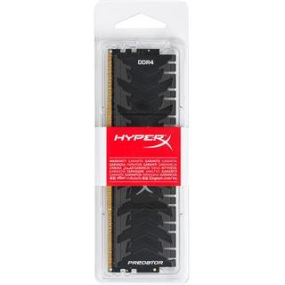 32GB HyperX Predator schwarz DDR4-2666 DIMM CL13 Quad Kit
