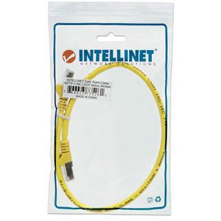 (€2,45*/1m) 2.00m Intellinet Cat. 6a Patchkabel S/FTP PiMF