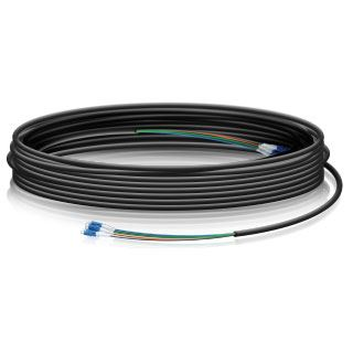 (€1,37*/1m) 91.50m Ubiquiti LWL Anschlusskabel LC Stecker auf LC