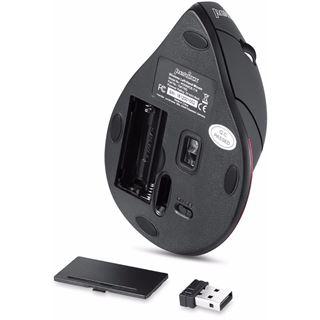 Perixx Perimice 718 L USB schwarz/rot (kabellos)