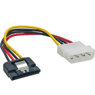 (€13,00*/1m) 0.30m InLine SATA Stromadapterkabel 4pol Stecker