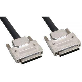 InLine SCSI U320 68pol micro Centronic St an 68pol micro Centronic St