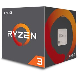 AMD Ryzen 3 1200 4x 3.10GHz So.AM4 BOX
