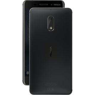 Nokia 6 Dual-SIM 32 GB schwarz