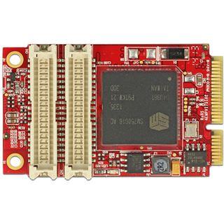 Delock MiniPCle Grafikadapter VGA/DVI/HDMI 0øC bis 70øC
