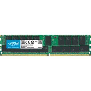 32GB Crucial CT32G4RFD4266 DDR4-2666 regECC DIMM CL19 Single