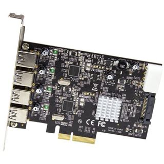 Startech USB 3.1 4 Ports EXT. Card PCIE