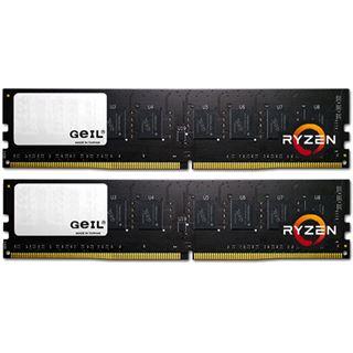32GB GeIL Ryzen Pristine DDR4-2133 DIMM CL15 Dual Kit