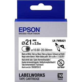 Epson TAPE - LK7WBA21 HST schwarz/weiß