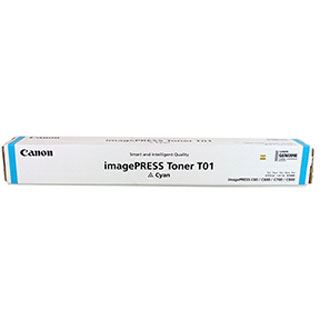 CANON Toner T01 cyan