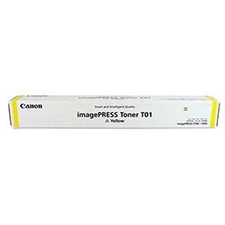 CANON Toner T01 gelb