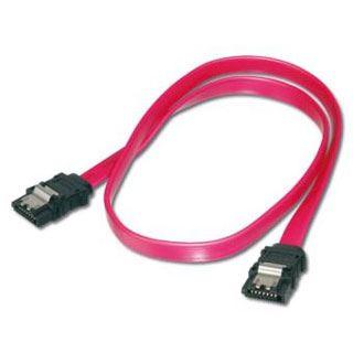 (€13,00*/1m) 0.30m Digitus SATA 6Gb/s Patchkabel SATA Stecker