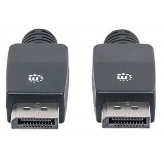 Manhattan DisplayPort Anschlusskabel 5m schwarz