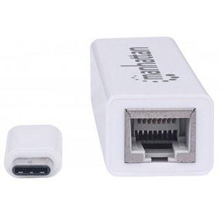 Manhattan USB Typ C Gen1 Netzwerkadapter Gigabit